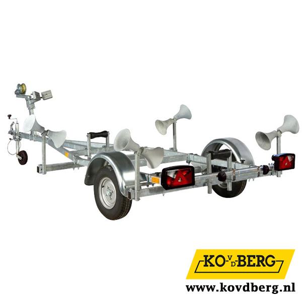 autotrailer aangeboden